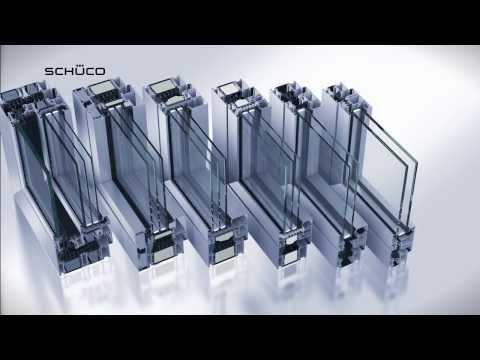 Embedded thumbnail for Алюминиевые окна